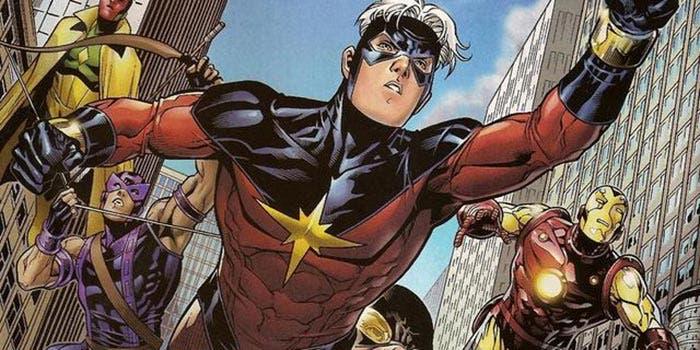 Capitán Marvel en Capitana Marvel (2019)