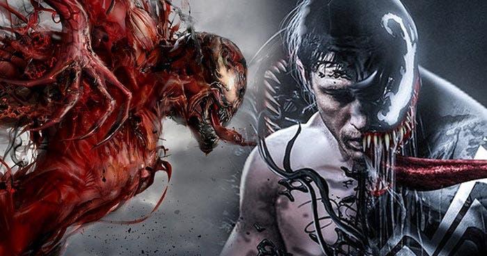 Carnage en Venom (2018)