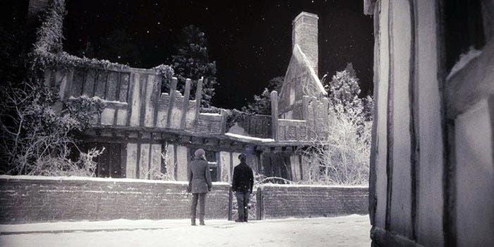 Casa de Harry Potter en Godric's Hollow