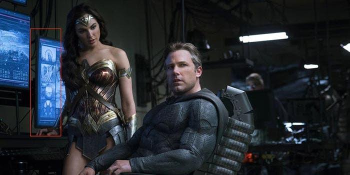 Chernobyl en el tráiler de la Liga de la Justicia (2017), conexión con Wonder Woman 2 (2019)