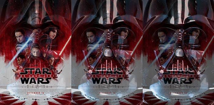 Darth Vader en Star Wars: Los Últimos Jedi (2017)