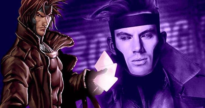 Channing Tatum como Gambit