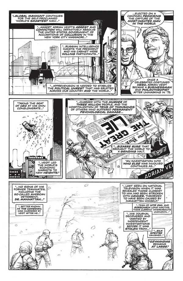 Doomsday Clock - ECC Ediciones