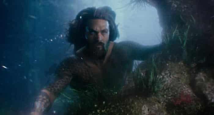 Easter egg en el tráiler de la Liga de la Justicia (2017) - Atlantis