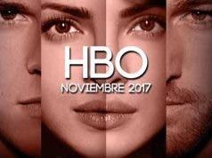 Estrenos HBO Noviembre