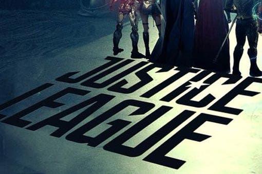 Fan art de la Liga de la Justicia (2017)