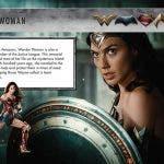 Ficha de Wonder Woman en la Liga de la Justicia (2017)