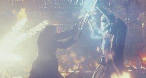 Finn vs Capitana Phasma en Star Wars: Los Últimos Jedi (2017)