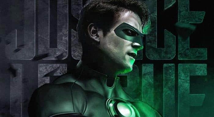 Green Lantern en la Liga de la Justicia (2017)