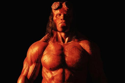 David Harbour Stranger Things, como Hellboy (2018)