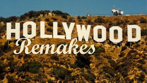 Hollywood remakes