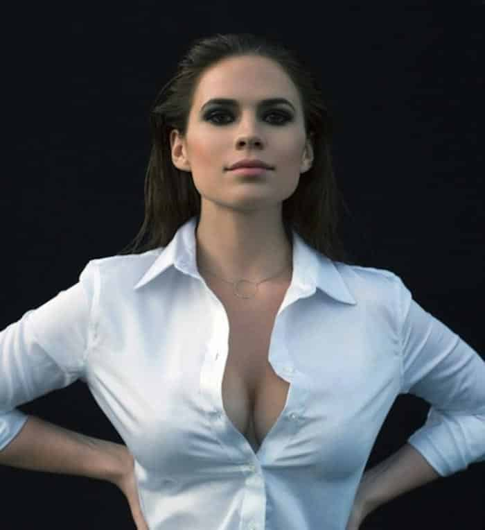 HOT: Hayley Atwell (Agente Carter)