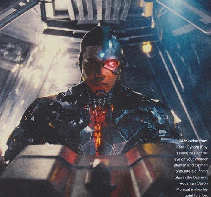 Cyborg en la Liga de la Justicia (2017)