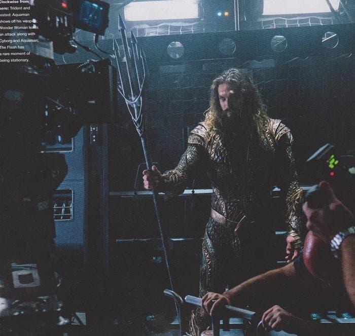 Aquaman en la Liga de la Justicia (2017)