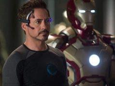 Iron Man en Vengadores 4 (2019)