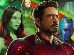 Iron Man en Vengadores: Infinity War (2018)