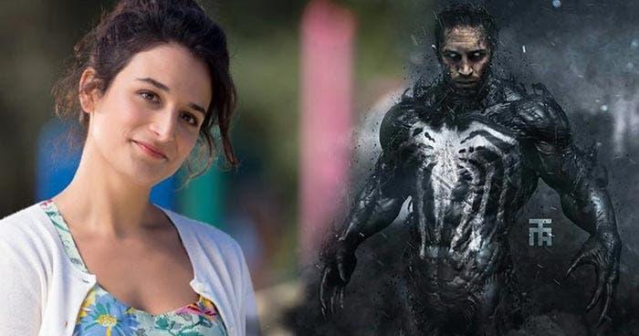 Jenny Slate en Venom (2018)