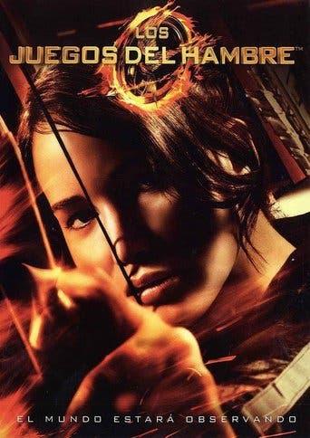 """Poster for the movie """"Los juegos del hambre"""""""