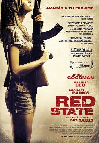 """Poster for the movie """"Red State"""""""