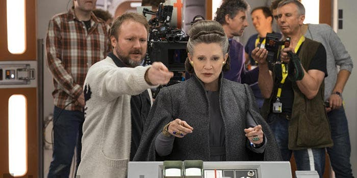 Leia Organa en Star Wars: Episodio IX (2019)