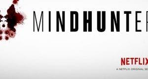 Logotipo de Mindhunter (Netflix)