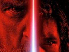 Luke Skywalker en el Lado Oscuro en Star Wars: Los Últimos Jedi (2017)
