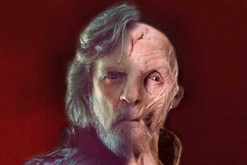 Luke Skywalker será el villano de Star Wars: Los Últimos Jedi (2017)