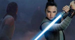luke vs rey star wars los ultimos jedi