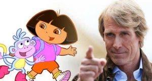 Dora, la exploradora de Michale Bay