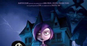 """Poster for the movie """"Papá, soy una zombi"""""""