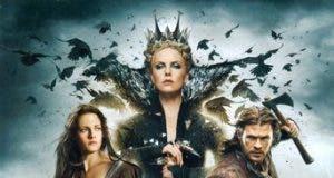"""Poster for the movie """"Blancanieves y la leyenda del cazador"""""""