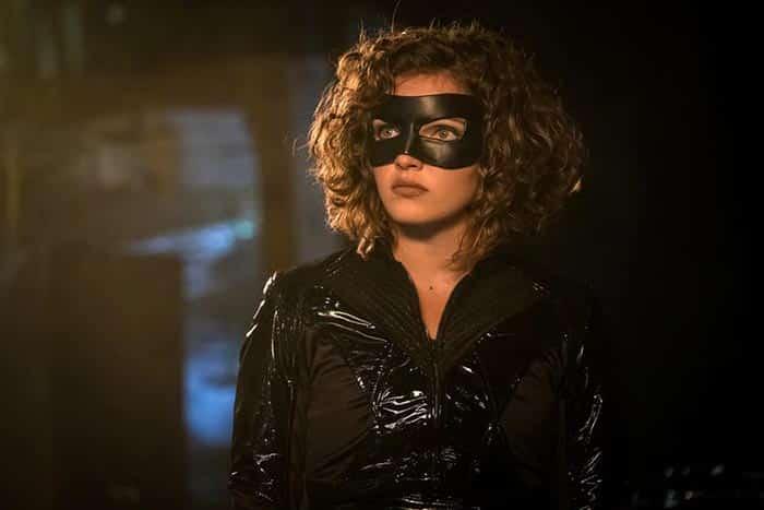 Nuevo traje de Catwoman en la serie de Gotham