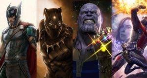 Películas de Marvel Studios