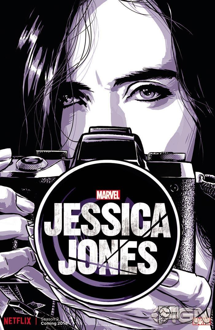 ¿Qué podemos esperar de la temporada 2 de Jessica Jones?