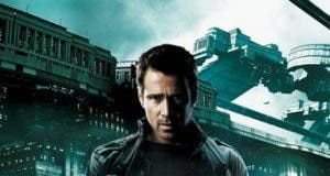 """Poster for the movie """"Total Recall (Desafío total)"""""""