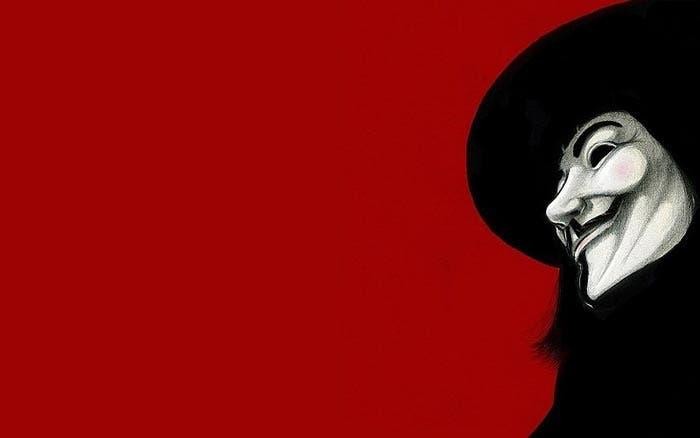 Serie de televisión de V de Vendetta