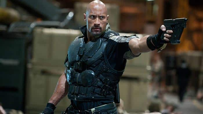 The Rock en Fast & Furious