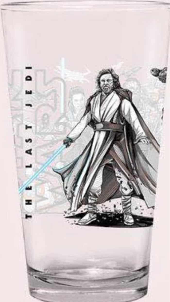 SPOILER del sable de luz de Luke en Star Wars: Los Últimos Jedi (2017)