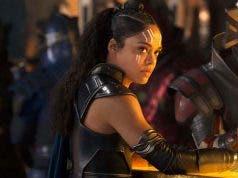 Tessa Thompson es Valkyrie en Thor Ragnarok