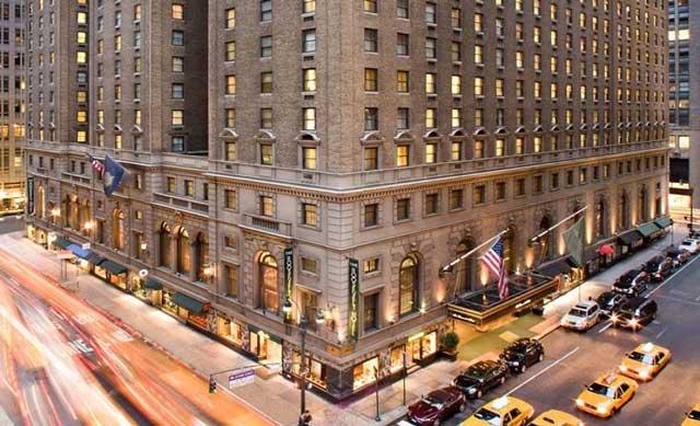 Roosvelt Hotel