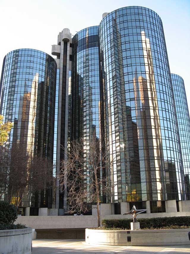 hotel Westin Bonaventure de Los Ángeles