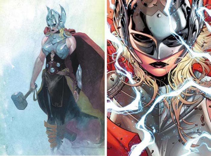 Thor mujer (Marvel Comics)