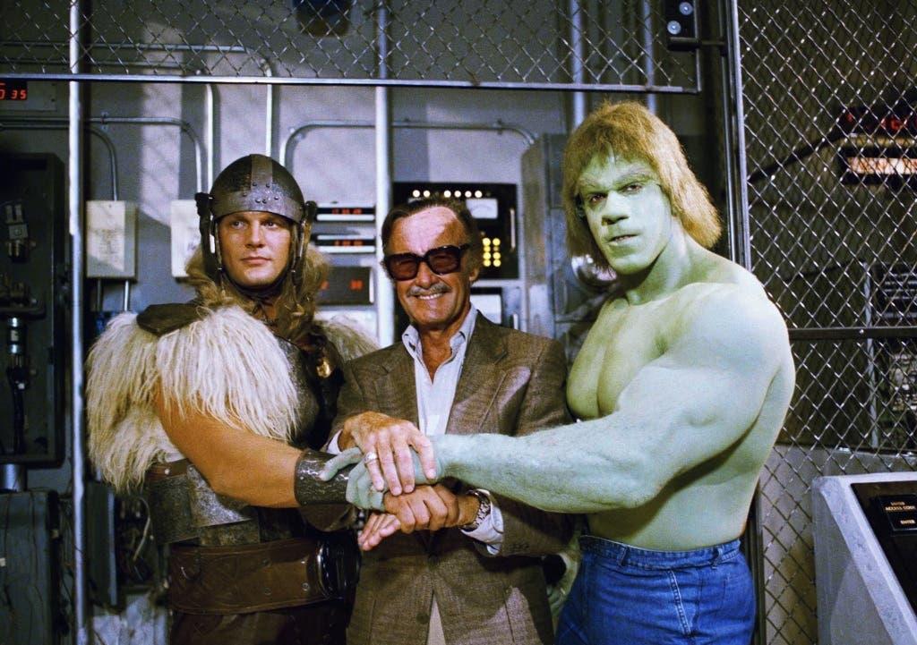 El regreso del increíble Hulk