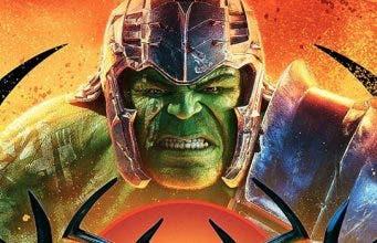 Hulk en Thor: Ragnarok (2017)
