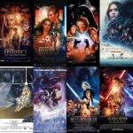 Trilogías de Star Wars