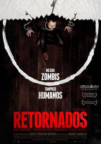 """Poster for the movie """"Retornados"""""""