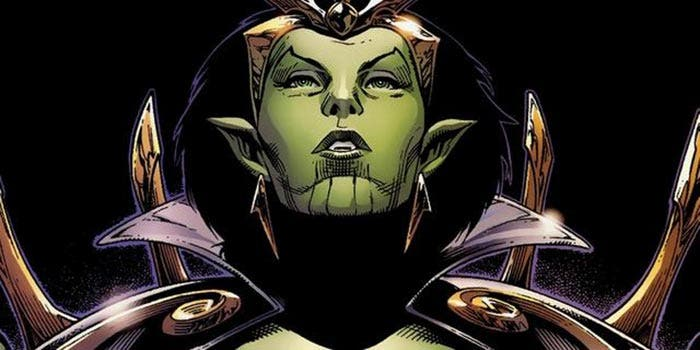 Veranke en Capitana Marvel (2019)