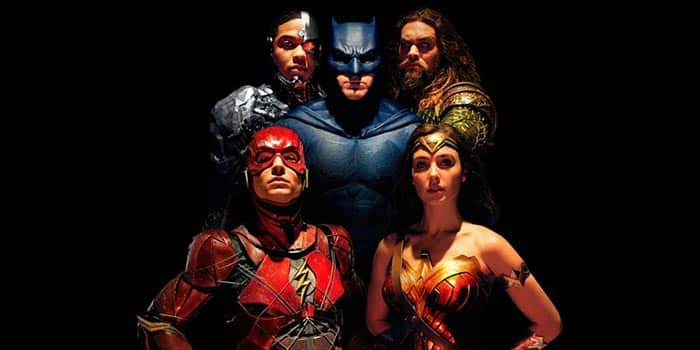 Liga de la Justicia (2017) Wonder Woman 2