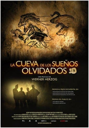 """Poster for the movie """"La cueva de los sueños olvidados"""""""