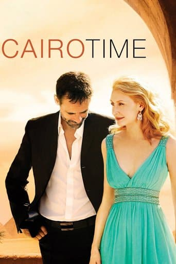 "Poster for the movie ""Cairo Time"""